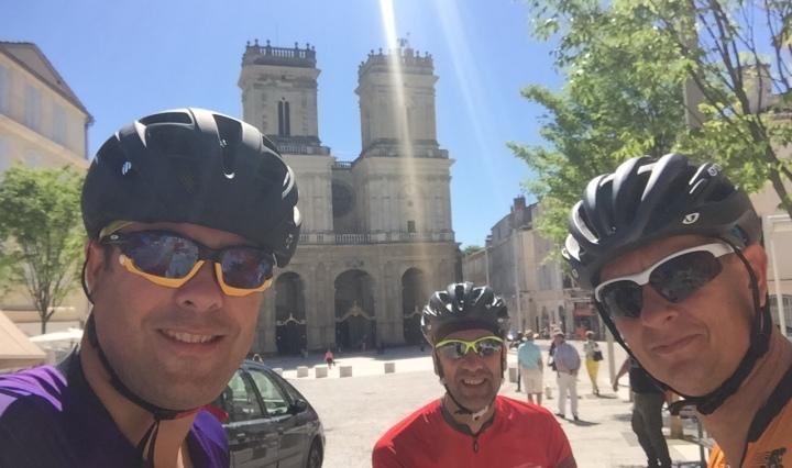 De route naar de Cathedraal