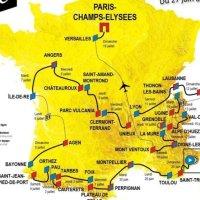 Het parcours van de Tour de France 2020 gelekt? — Fietspiratie